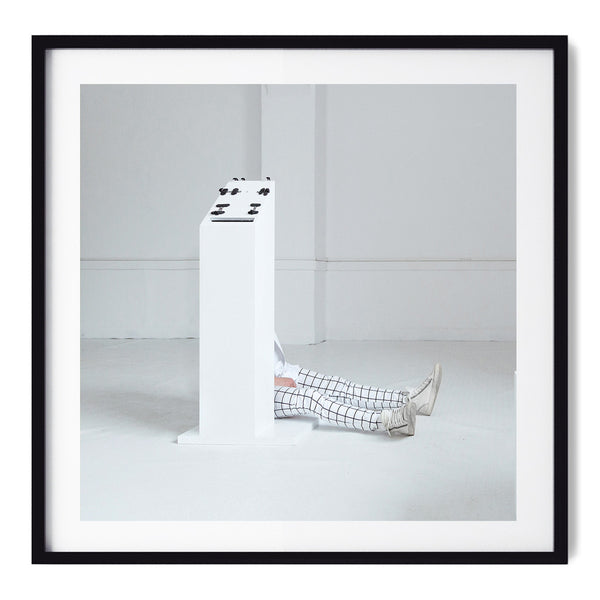 Checkered - Art Prints by Post Collective - 1