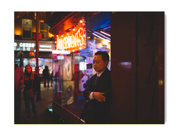 Chinatown Amusements - Art Prints by Post Collective - 1
