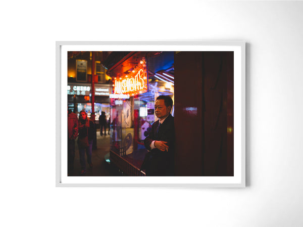 Chinatown Amusements - Art Prints by Post Collective - 4