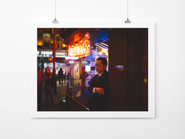 Chinatown Amusements - Art Prints by Post Collective - 2