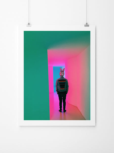 Chromosaturation - Art Prints by Post Collective - 2
