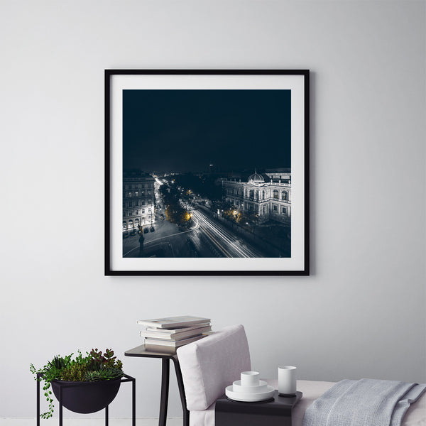 Cityscape - Art Prints by Post Collective - 5