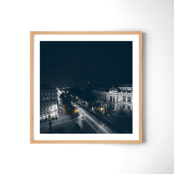 Cityscape - Art Prints by Post Collective - 3