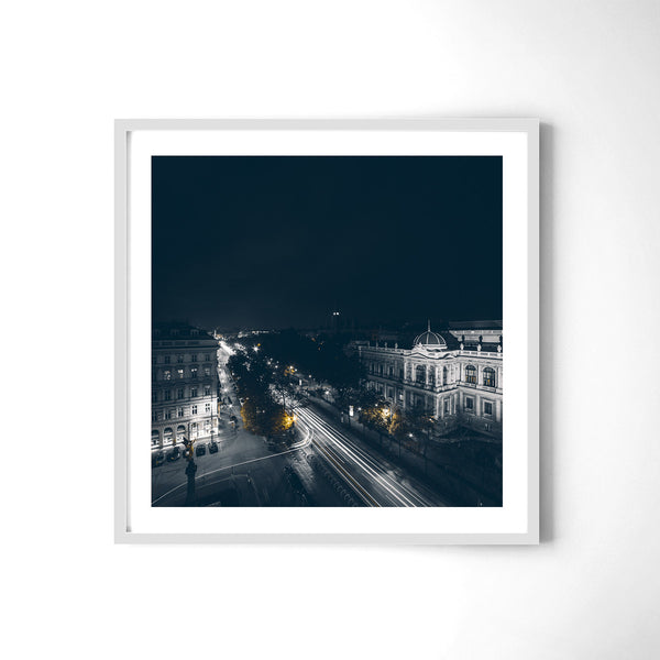 Cityscape - Art Prints by Post Collective - 4