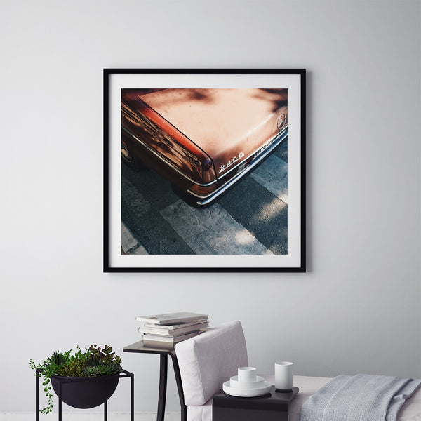 Classic Car - Art Prints by Post Collective - 5