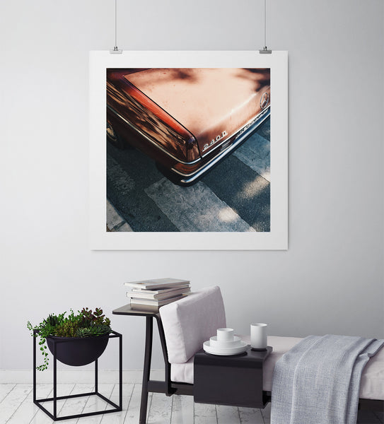 Classic Car - Art Prints by Post Collective - 3