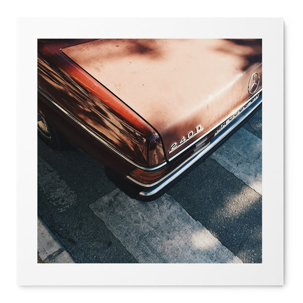 Classic Car - Art Prints by Post Collective - 1