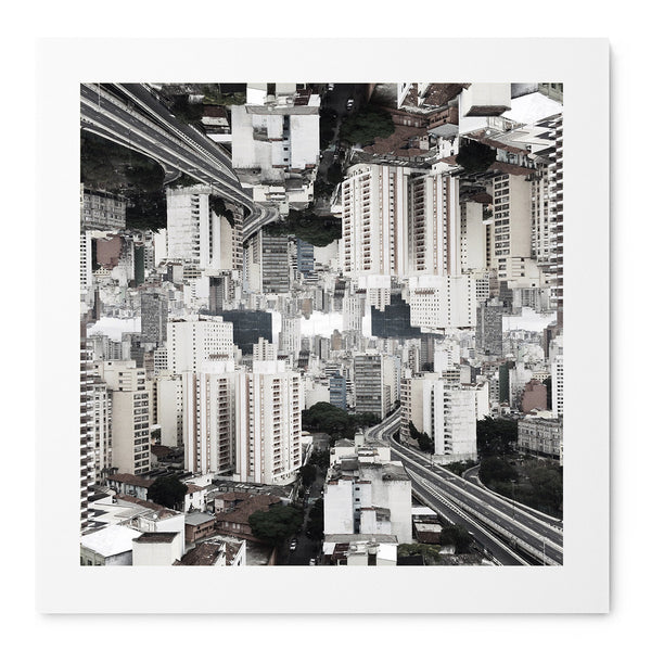 Claustrofobia Urbana 34 - Art Prints by Post Collective - 1
