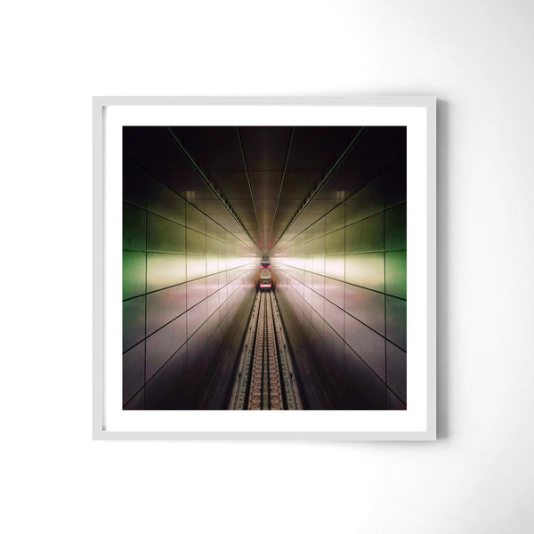 Claustrophic Grid - Art Prints by Post Collective - 4