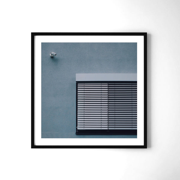 Closed Circuit - Art Prints by Post Collective - 2