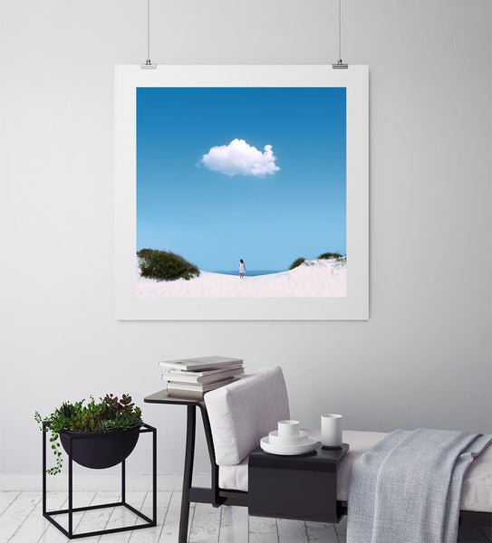 Cloud - Art Prints by Post Collective - 3