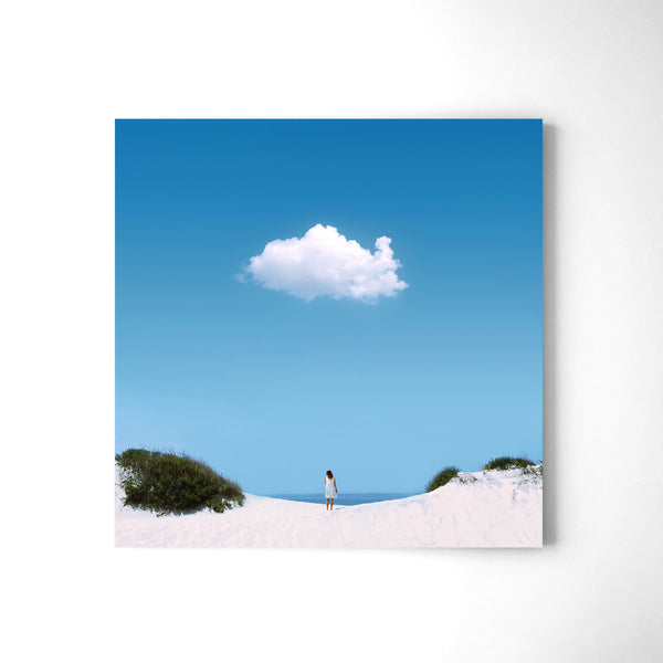 Cloud - Art Prints by Post Collective - 2