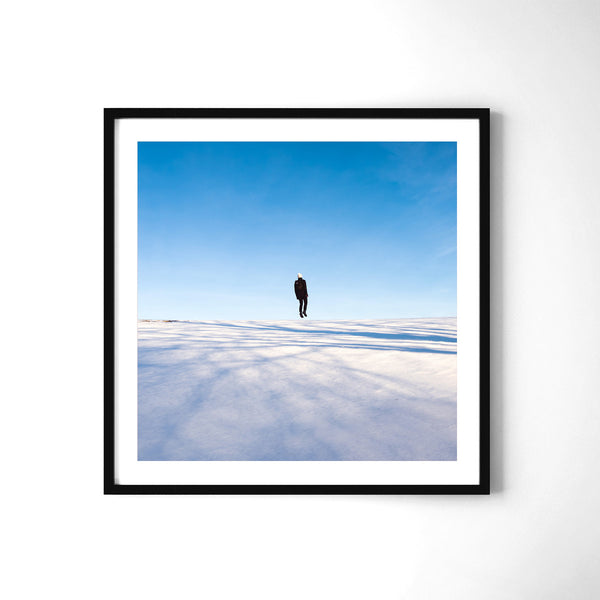 Cold Light - Art Prints by Post Collective - 2
