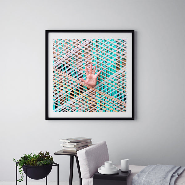 Color Trap - Art Prints by Post Collective - 5