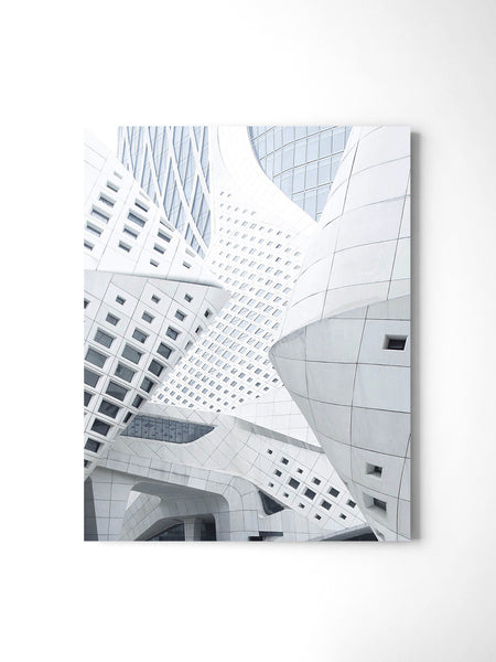 Concrete City - Art Prints by Post Collective - 2
