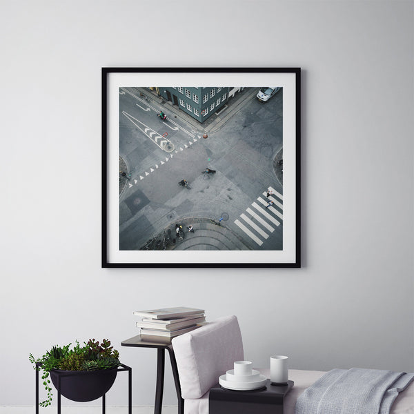 Copenhagen Cyclist Culture - Art Prints by Post Collective - 5