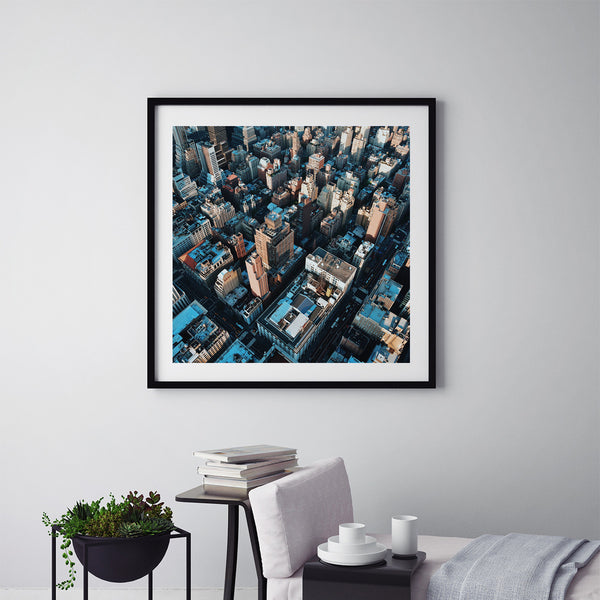 Corners And Rooftops - Art Prints by Post Collective - 5
