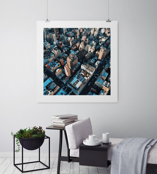 Corners And Rooftops - Art Prints by Post Collective - 3