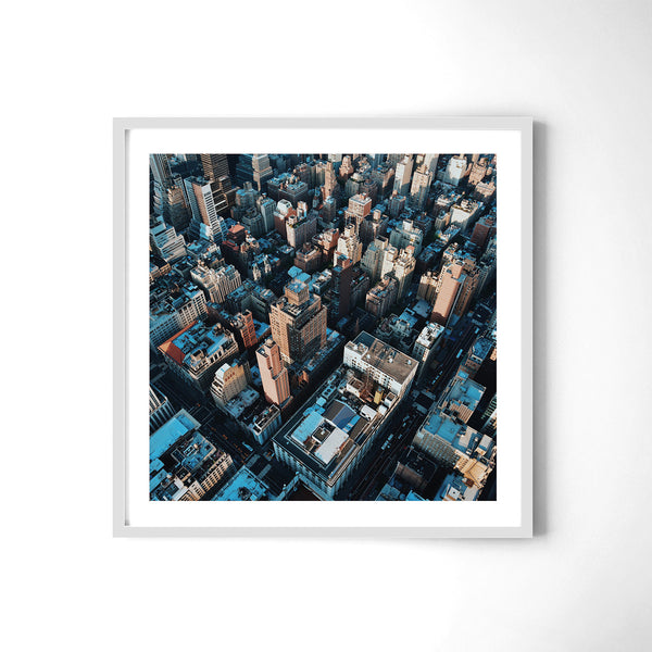 Corners And Rooftops - Art Prints by Post Collective - 4