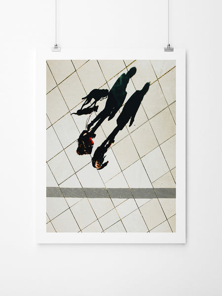 Crossing The Rubicon - Art Prints by Post Collective - 2