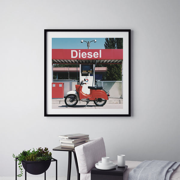 Diesel - Art Prints by Post Collective - 5
