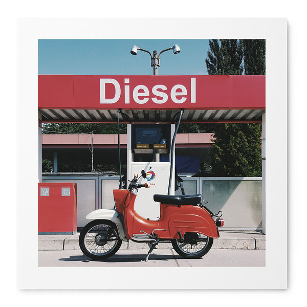 Diesel - Art Prints by Post Collective - 1