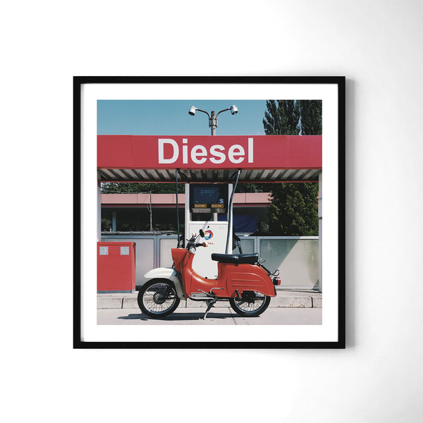 Diesel - Art Prints by Post Collective - 2