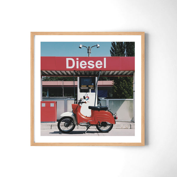 Diesel - Art Prints by Post Collective - 3
