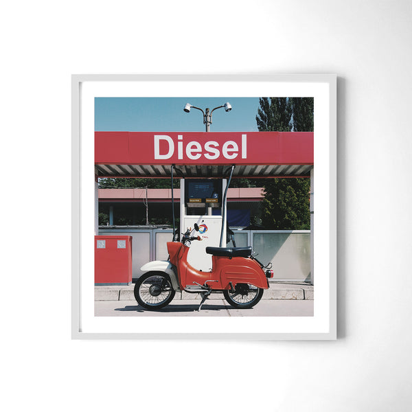 Diesel - Art Prints by Post Collective - 4