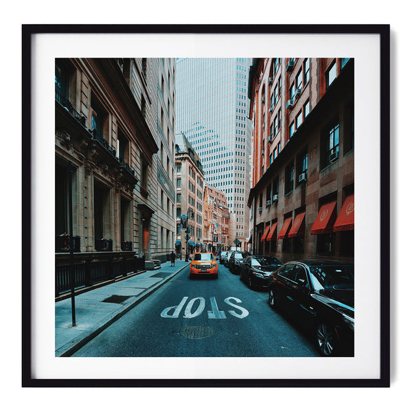 Don't Stop - Art Prints by Post Collective - 1