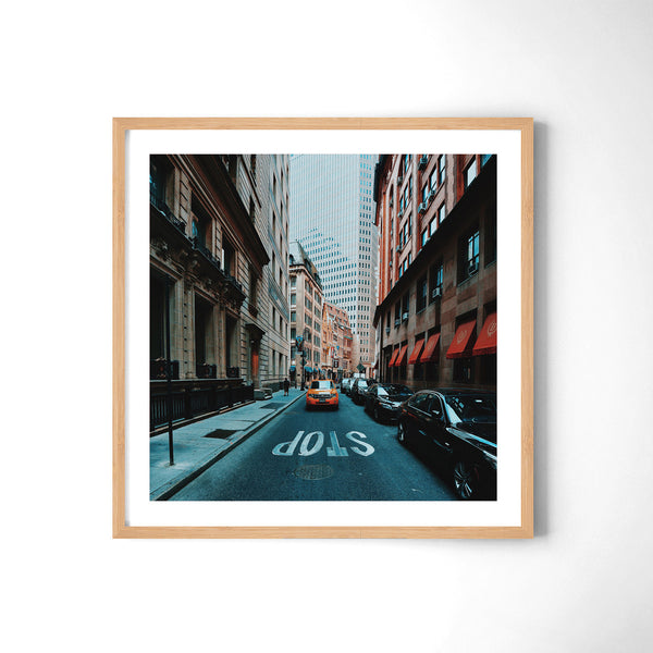 Don't Stop - Art Prints by Post Collective - 3