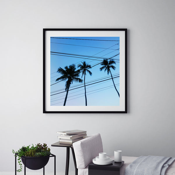 Electrical Palm Lines - Art Prints by Post Collective - 5