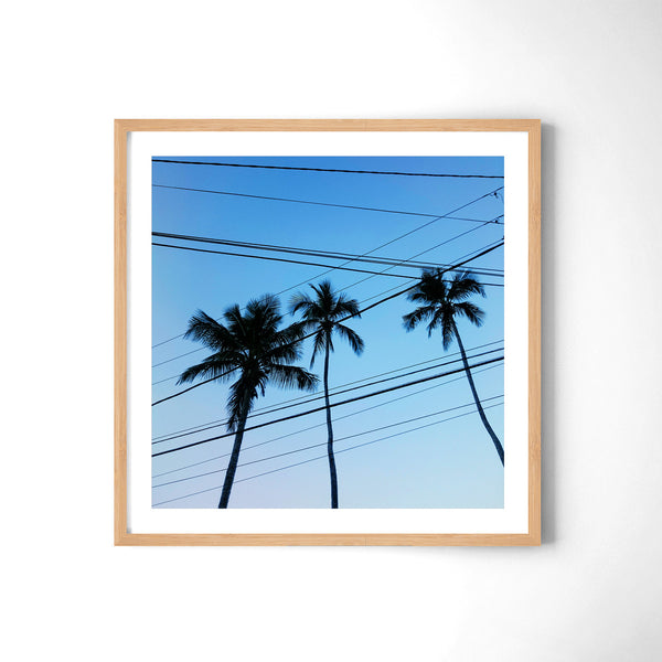 Electrical Palm Lines - Art Prints by Post Collective - 3