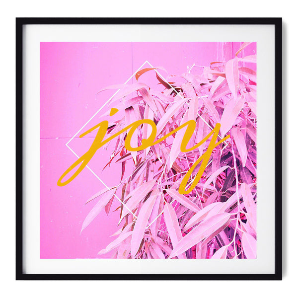 Enjoy - Art Prints by Post Collective - 1