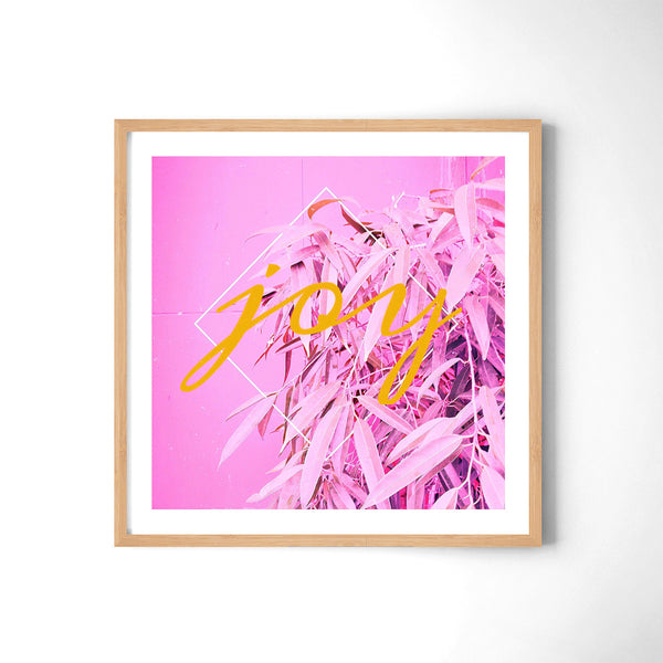 Enjoy - Art Prints by Post Collective - 3