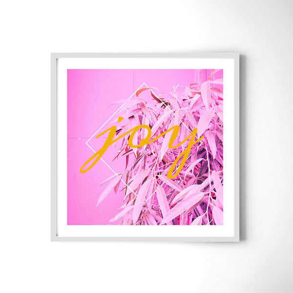 Enjoy - Art Prints by Post Collective - 4