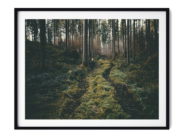 Enter The Woid - Art Prints by Post Collective - 1