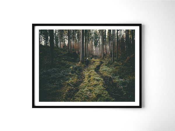 Enter The Woid - Art Prints by Post Collective - 2