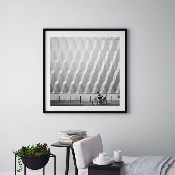 Escaping Patterns - Art Prints by Post Collective - 5