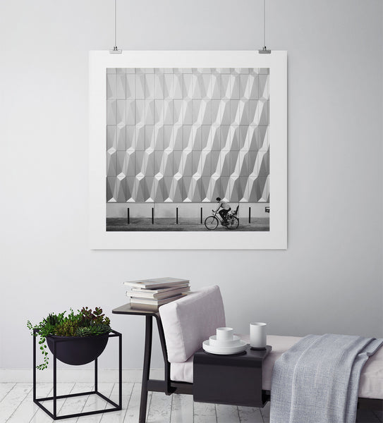 Escaping Patterns - Art Prints by Post Collective - 3