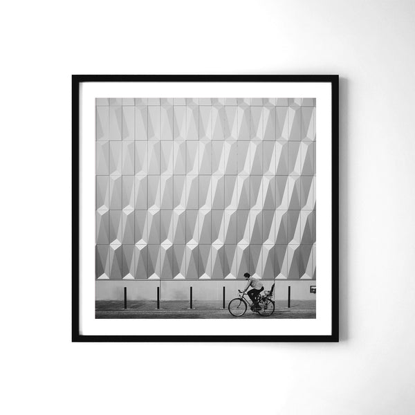 Escaping Patterns - Art Prints by Post Collective - 2