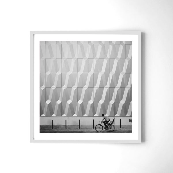 Escaping Patterns - Art Prints by Post Collective - 4
