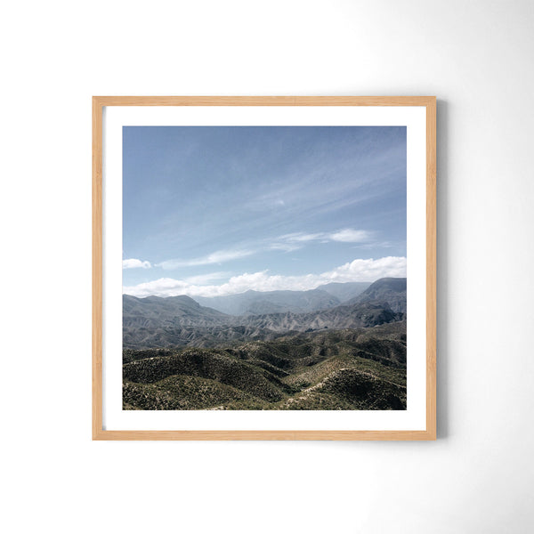 Faraway Worlds - Art Prints by Post Collective - 3