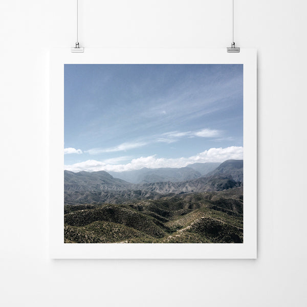 Faraway Worlds - Art Prints by Post Collective - 2