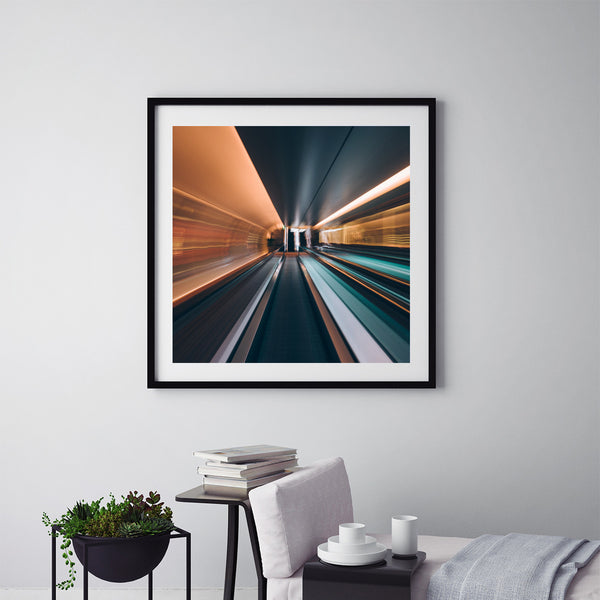Fast-Paced Singapore - Art Prints by Post Collective - 5