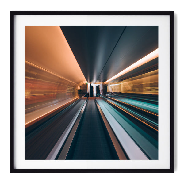 Fast-Paced Singapore - Art Prints by Post Collective - 1