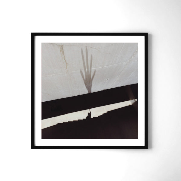 Finger To - Art Prints by Post Collective - 2
