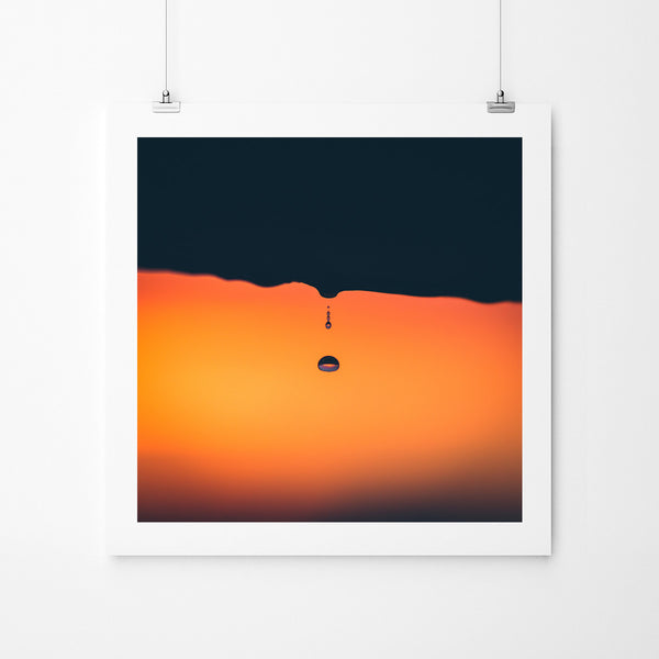 Fire and Water - Art Prints by Post Collective - 2