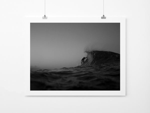 Floating - Art Prints by Post Collective - 2