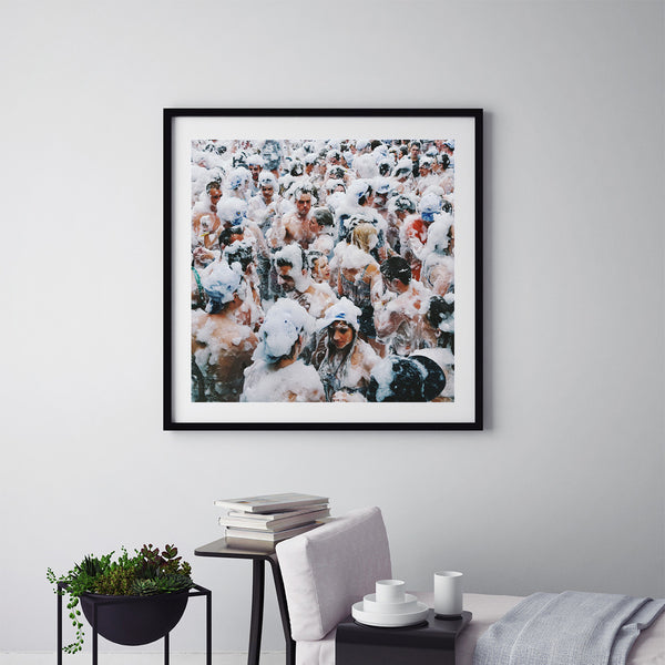 Foam Party Fun - Art Prints by Post Collective - 5